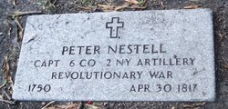 Capt Peter Nestell