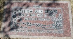 Matthew John Graves