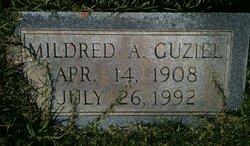 Mildred A. <i>Adams</i> Guziel