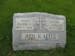 Anna M Adukaitis