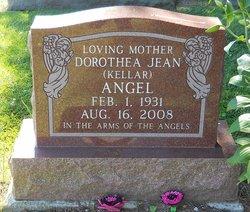 Dorothea Jean <i>Kellar</i> Angel