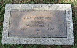 Guiseppe Joe Ambrose