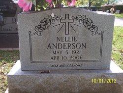 Nellie Loma <i>Bertram</i> Anderson