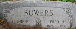 Fred H. Bowers