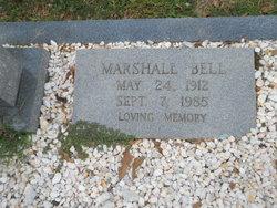 Marshall Bell