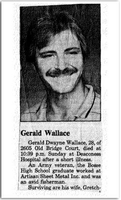 Gerald Dwayne Wallace
