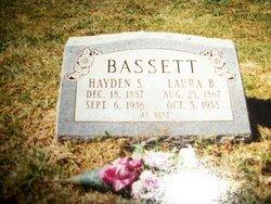 Laura Belle <i>Hall</i> Bassett