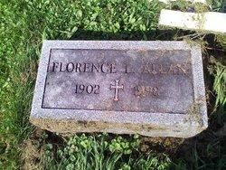 Florence L Allan