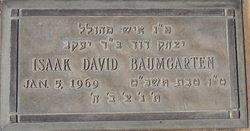 Isaak David Baumgarten