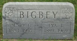 Eva Lee <i>Brown</i> Bigbey