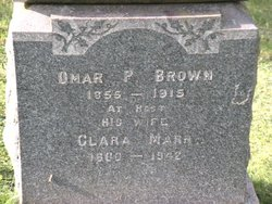 Capt Omar Pacha Brown