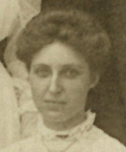 Lizzie Ann <i>Davis</i> Horn