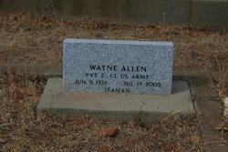Wayne Allen