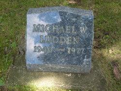 Michael W Ludden