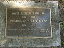 Louis John Fellenz, Jr