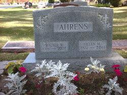 Walter W. Ahrens