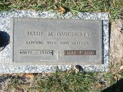 Bessie Marie <i>Major</i> Daugherty