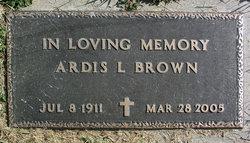 Ardis L. <i>Crain</i> Brown