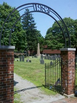 Salem Street Burying Ground