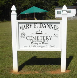 Mary F. Danner Cemetery
