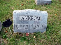 Harold Mayfield Ankrom
