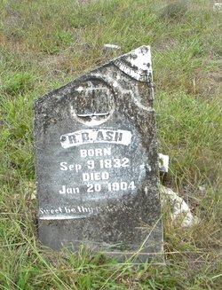 Robert Benjamin Ash