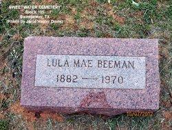 Lula Mae <i>Newton</i> Beeman