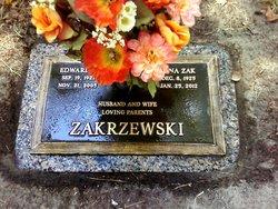 Edward James Zakrzewski