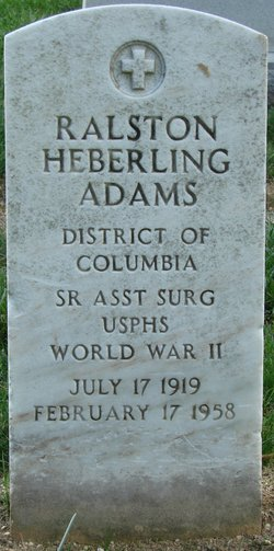 Ralston Heberling Adams