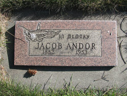 Jacob Andor, Jr