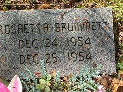 Rosaetta Brummett