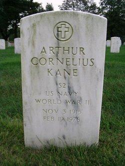 Arthur Cornelius Kane