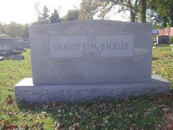 Ormbsy King Hackley, Jr