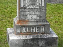Angeline <i>Jones</i> Alred
