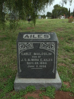 Earle Malcolm Ailes