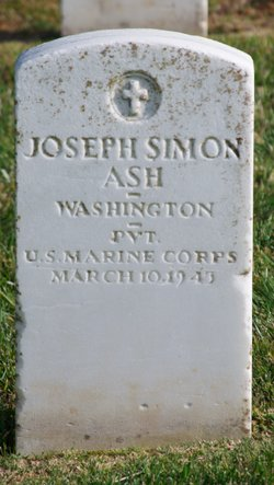 Pvt Joseph Simon Ash
