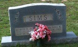 Eva Nell <i>Kilpatrick</i> Sims