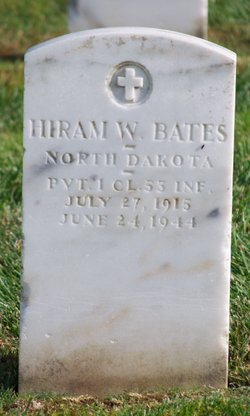 Hiram W Bates
