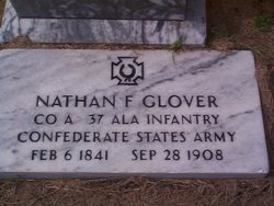Pvt Nathan Fowler Glover