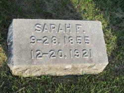 Sarah Frances <i>Cochran</i> Amdor