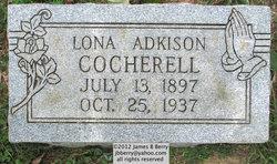 Lona Louisia <i>Adkinson</i> Cocherell