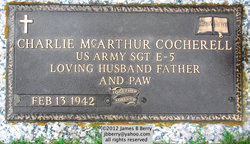 Charlie McArthur Cocherell