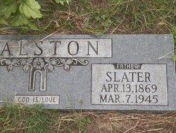 Edward Slater Walston