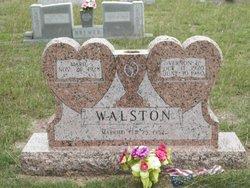 Vernon Elwood Walston