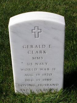 Gerald E Clark