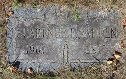 Clarence E. Fadden