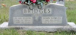 Pearl Ellen <i>Smith</i> Bridges