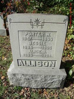 Alice J Allison
