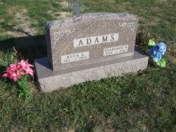 Ruth A. <i>Weed</i> Adams