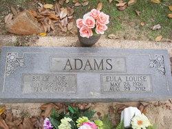 Eula Louise <i>Hill</i> Adams